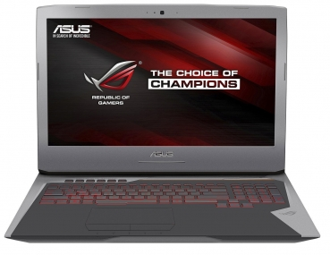 Asus ROG-Gaming G752VT-GC031T 43,94 cm (17,3 Zoll FHD) Notebook