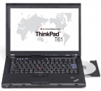 Lenovo Thinkpad T61 Notebook  Occasion